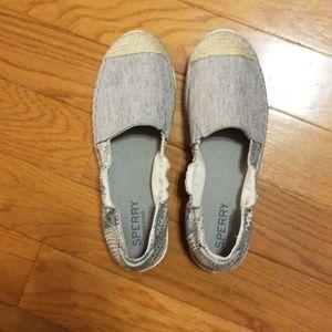 Like new Sperry boat shoe